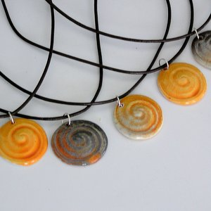 Ceramics Pendants