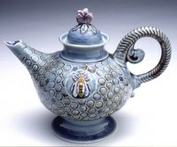 Wendy Twitchell Teapot